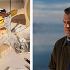 Bryn Terfel and afternoon tea