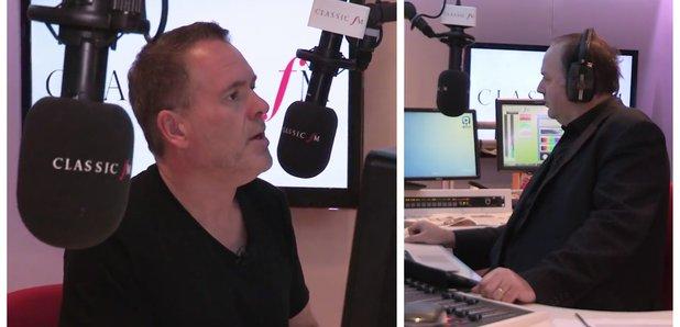 Chris Moyles Classic FM