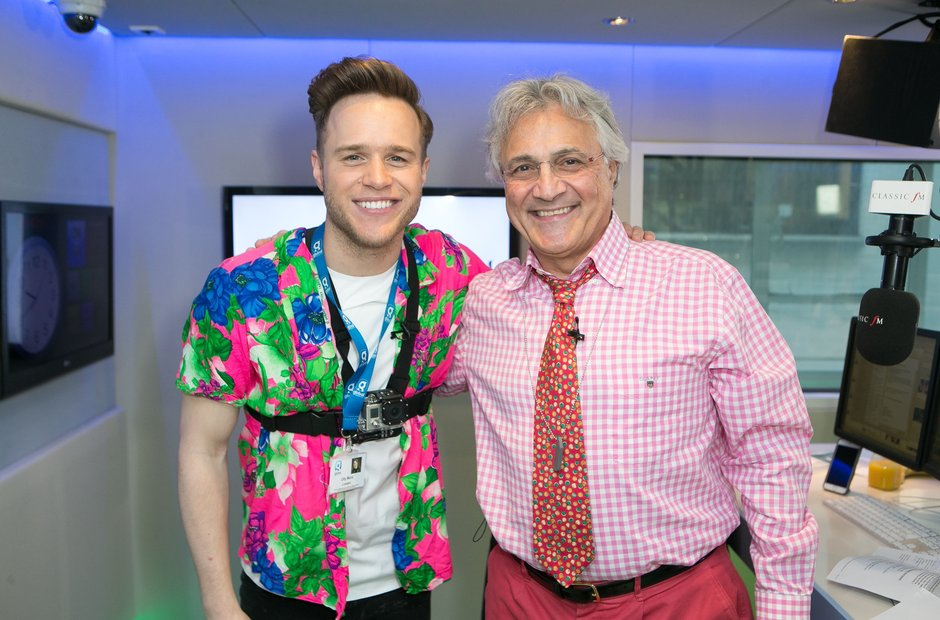 John Sutchet and Olly Murs Global's Make Some Nois
