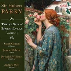 Parry 12 sets English lyrics