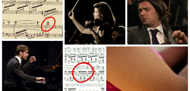 8 overwhelming 'skin orgasm' moments in classical