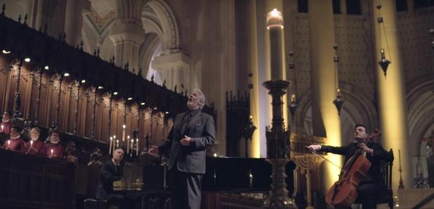 piano guys placido domingo silent night