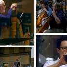 john williams conducts the force awakens