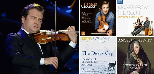 David Mellor album review - Capucon
