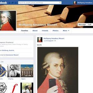 Mozart Facebook Asset
