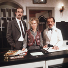 Fawlty Towers Cleese Connie Booth Andrew Sachs