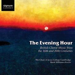 The Evening Hour Jesus College Cambridge