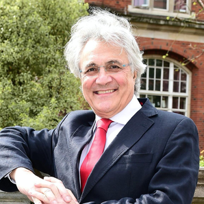 John Suchet Albert Hall