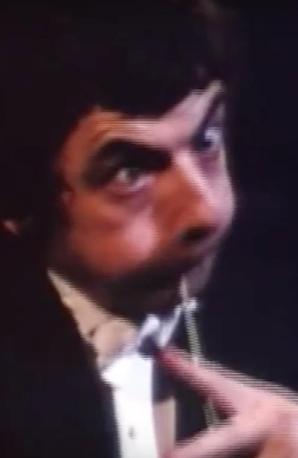 Rowan Atkinson conductor