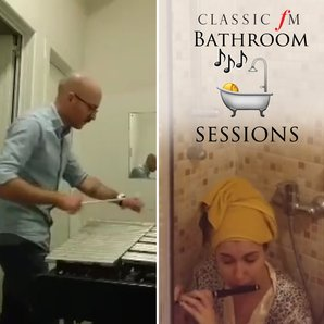 Bathroom sessions
