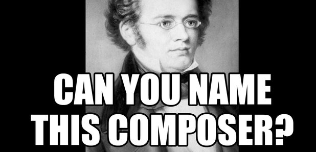 Name the composer quiz