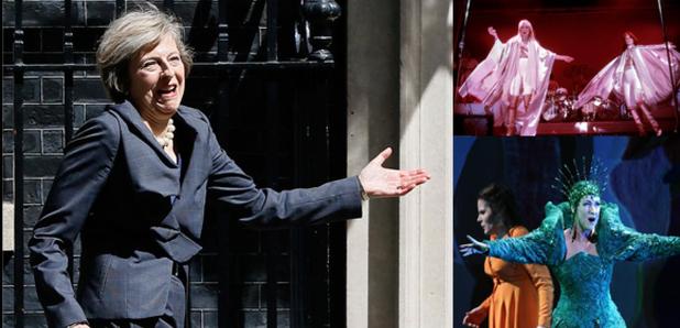 Theresa May musical taste