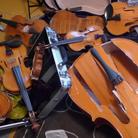 ex-wife smashed violins