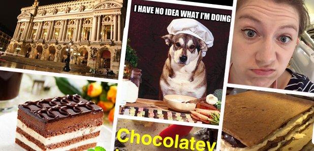 Opera cake asset