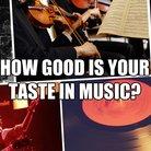taste in music quiz