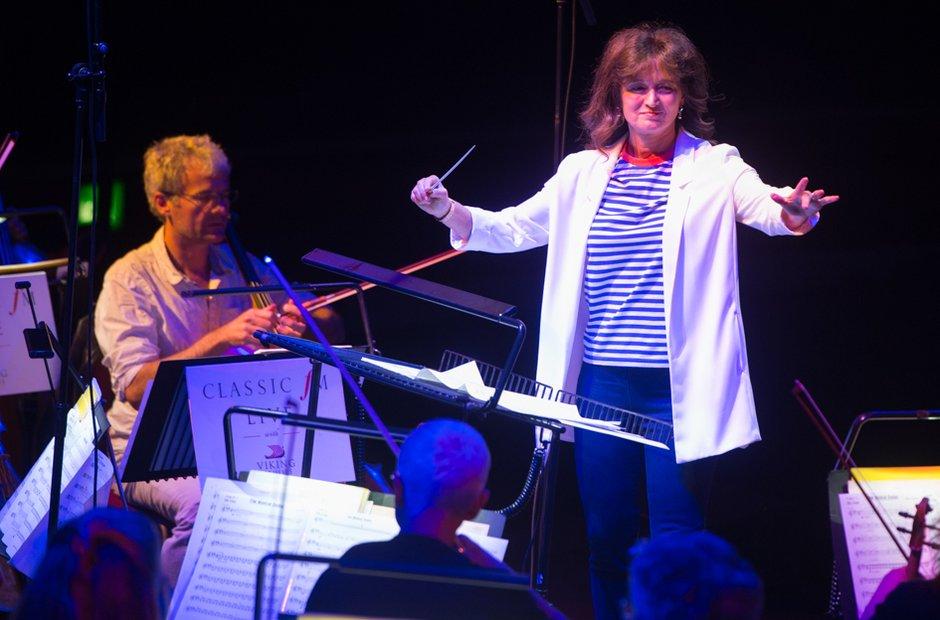 Classic FM Live Royal Albert Hall Debbie Wiseman