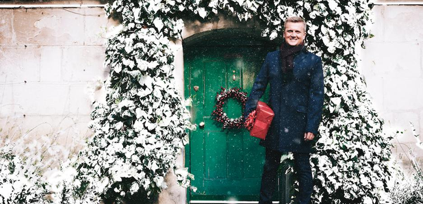 Aled Jones Christmas Promo