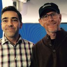 Ron Howard and Andrew Collins