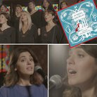Katie Melua In Winter Gori Women's Choir