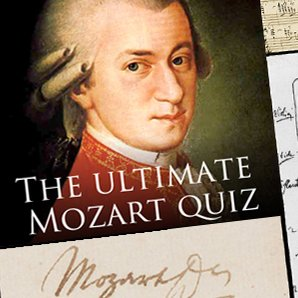 Ultimate Mozart quiz