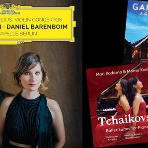 Album reviews: Gareth Malone and Lisa Batiashvili