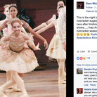 Sara Michelle Murawski ballet dancer fired